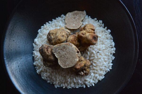 truffel-rijst